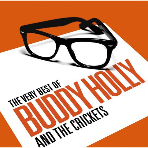 The Very Best of CD by Buddy Holly 2Disc