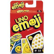 Uno Emoji Card Game