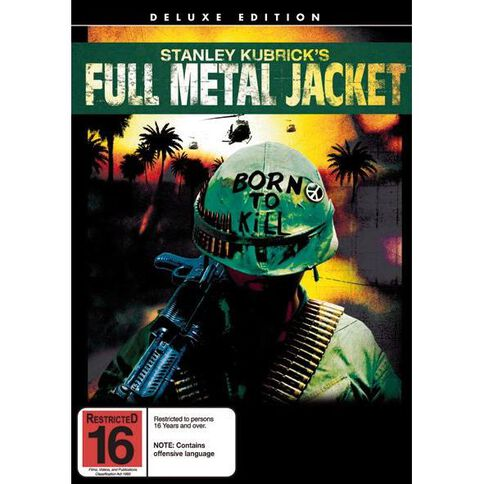 Full Metal Jacket DVD 1Disc