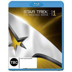 Star Trek The Original Series 1 Blu-ray 7Disc