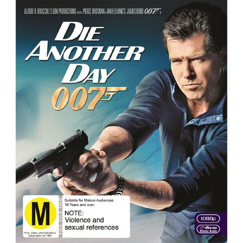 Die Another Day 2012 Version Blu-ray 1Disc
