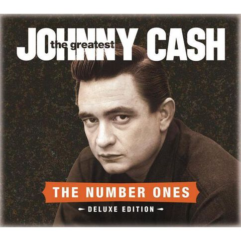 The Greatest CD by Johnny Cash 2Disc