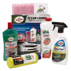 Turtle Wax Clean and Shine Gift Pack