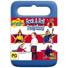 The Wiggles Rock & Roll Preschool DVD 1Disc