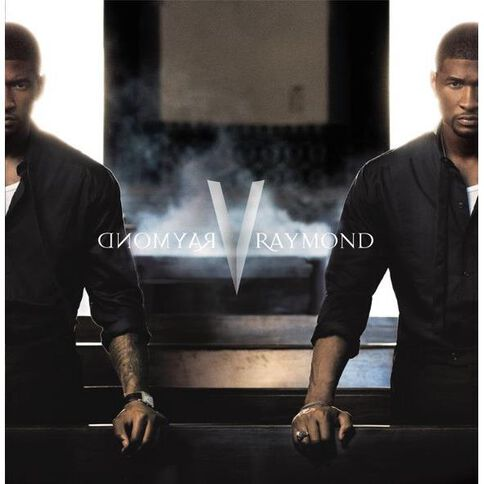 Raymond v Raymond CD by Usher 1Disc