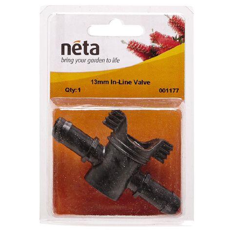 Neta Micro irrigation Inline Valve 13mm