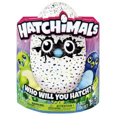 Hatchimals Draggles Green or Blue Assorted