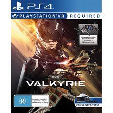 PS4 VR Eve Valkyrie