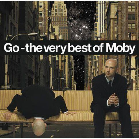 Go The Very Best Of CD by Moby 1Disc