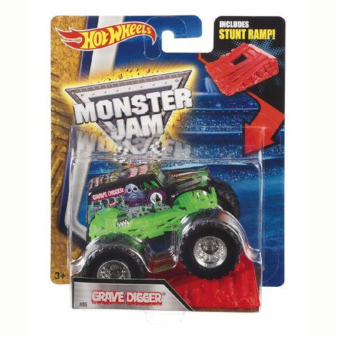 Hot Wheels Monster Jam 1:64 Assorted