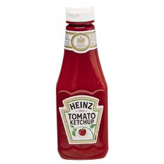 Heinz Tomato Ketchup Squeezy Bottle 342g
