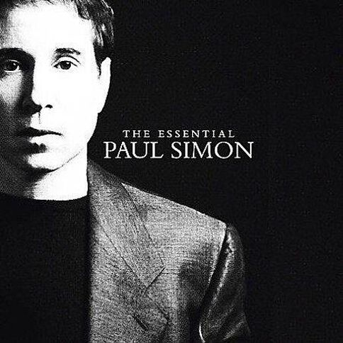 The Essential CD by Paul Simon 2Disc