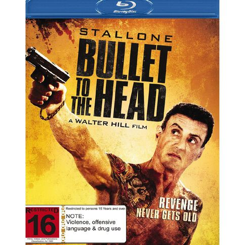 Bullet to the Head Blu-ray 1Disc