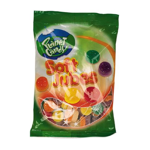 Planet Candy Soft Jubes 300g