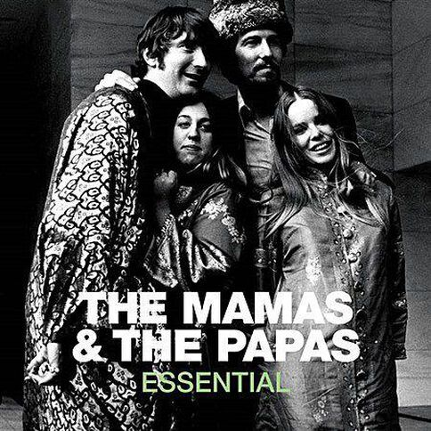 Essential CD by The Mamas & The Papas 1Disc