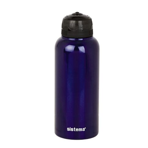 Sistema Bottle To Go 600ml Stainless Steel Assorted Colours