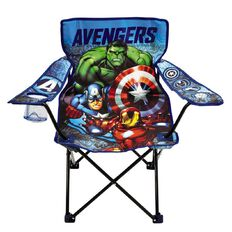 Avengers Camping Med Chair