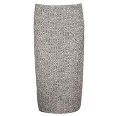 Maya Rib Pencil Skirt