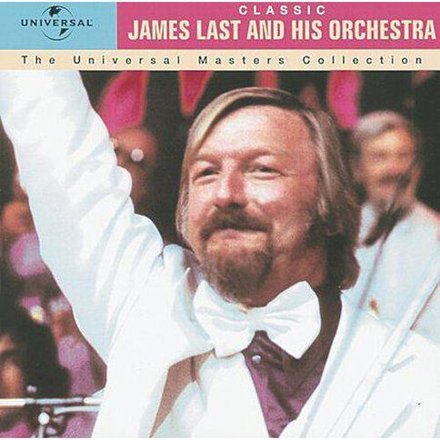Masters Collection CD by James Last 1Disc