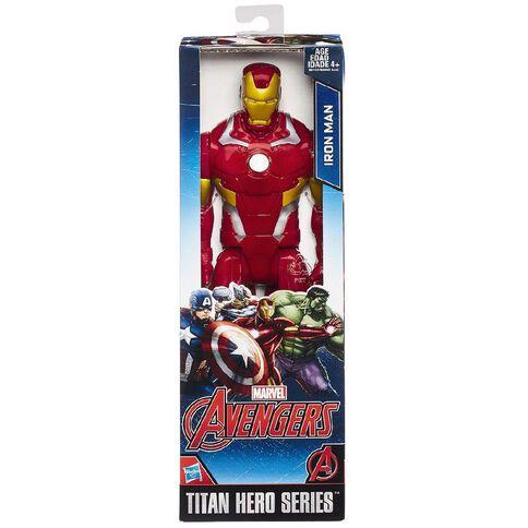 Avengers Marvel Titan Hero Iron Man