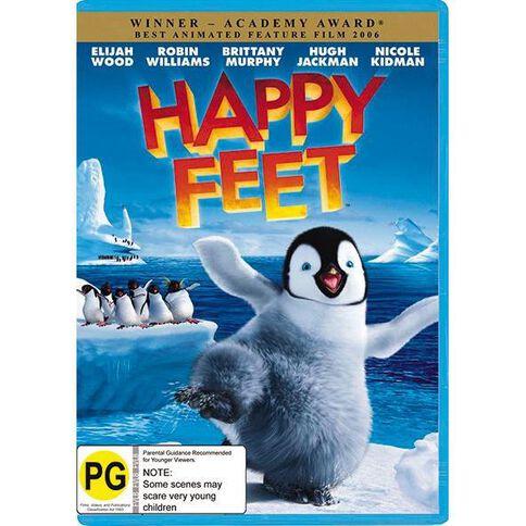 Happy Feet DVD 1Disc