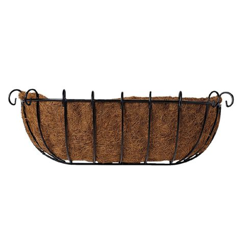 Westminster Wall Trough with Coconut Liner 68cm