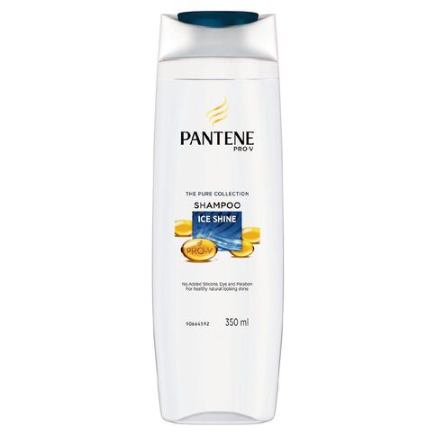 Pantene Shampoo Ice Shine 350ml