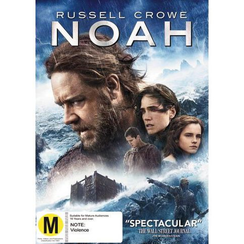 Noah DVD 1Disc