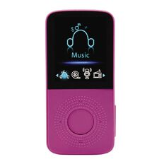 8GB MP4 Player with 1.8 inch Display Purple