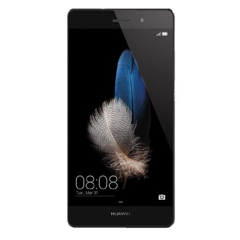 Warehouse Mobile Huawei P8 Lite Locked Bundle Black