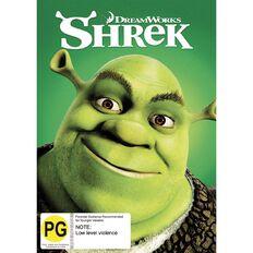 Shrek DVD 1Disc