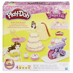 Disney Princess Play-Doh Belle Banquet