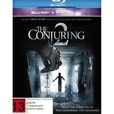 The Conjuring 2 Blu-ray 1Disc