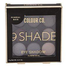 Colour Co. Eyeshadow Palette 9 Smokey