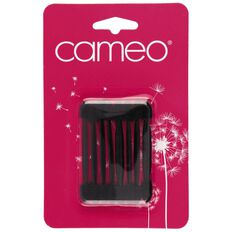Cameo Essentials Beauty Dual Tipped Cosmetic Applicators 8 Pack