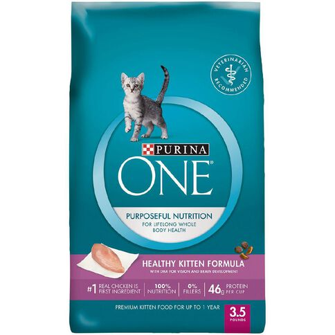 Purina ONE Healthy Kitten Formula 1.59kg