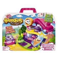 Zuru Hamster in a House Ultimate House Play Set
