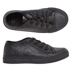 Young Original Kids' Finn PU Low Canvas Shoes