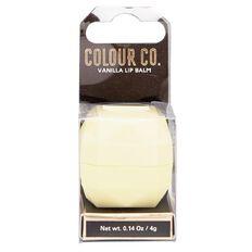 Colour Co. Lip Balm Vanilla