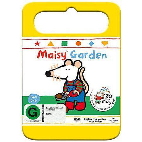 MaisyS Garden Vol 5 Yellow Handle Packaging DVD 1Disc