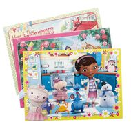 Disney 3 Pack Frametray Puzzle Series 2 Assorted