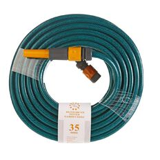 Hose with Fittings (5/15bar 11.8mm diameter) 35m