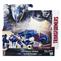 Transformers Movie 5 Turbo Changers Assorted