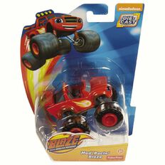 Blaze Fisher-Price Small Scale Die Cast Assorted