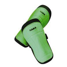 Haka Shin Guard Shield Fluoro Green Large