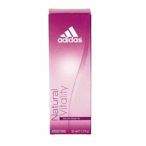 Adidas Natural Vitality Women's EDT 50ml