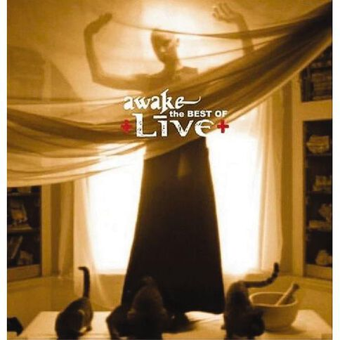 Awake The Best Of CD by Live 1Disc