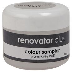 Renovator Plus Test Pot Warm Grey Half 90ml