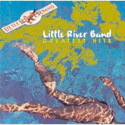 Greatest Hits CD by Little River Band 1Disc