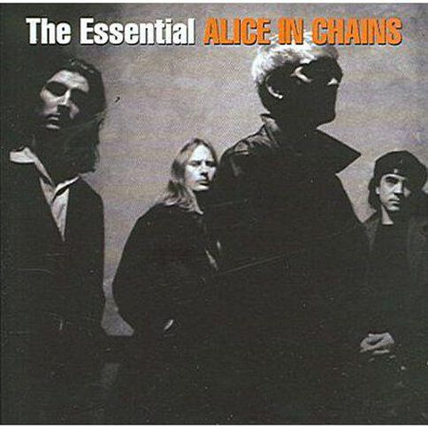 The Essential CD by Alice In Chains 2Disc